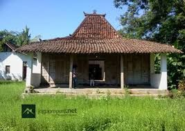 Image result for rumah joglo desa