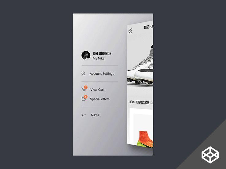 #02. 햄버거 메뉴 UI 인터랙션