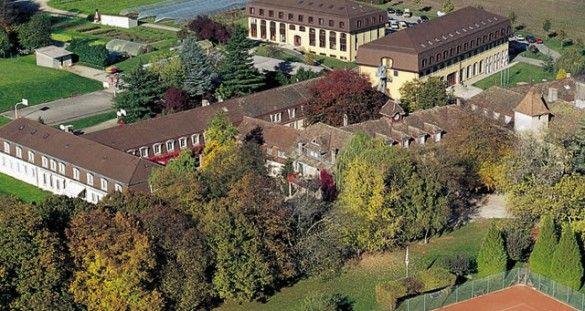 Colegios exclusivos para niños VIP Instalaciones de Le Rosey.