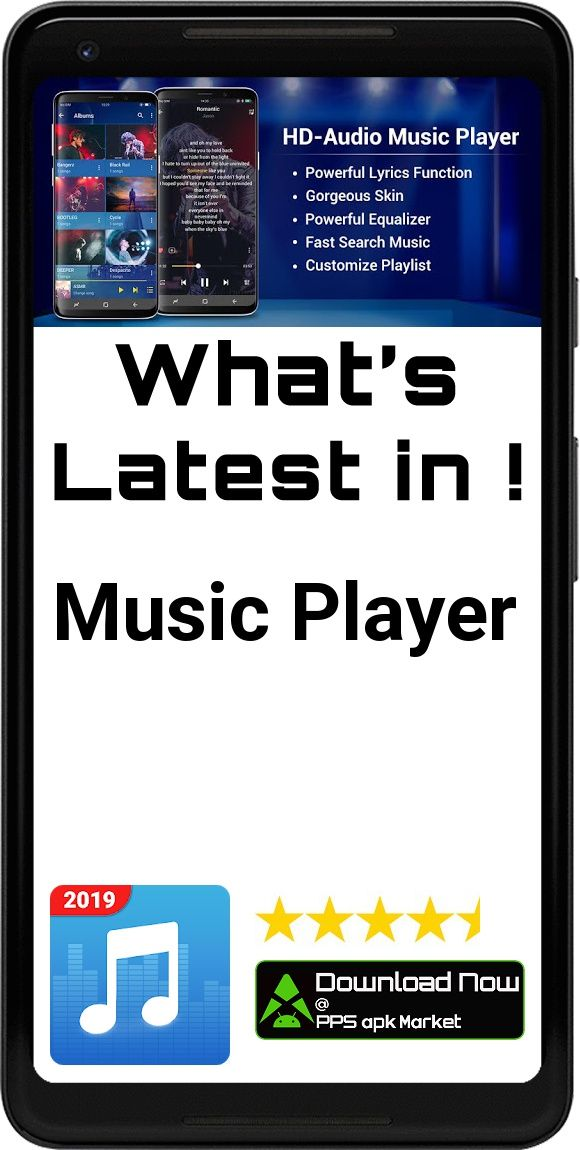 Music Player App - Free Offline Download | Music & Audio