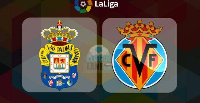 Las Palmas vs Villarreal