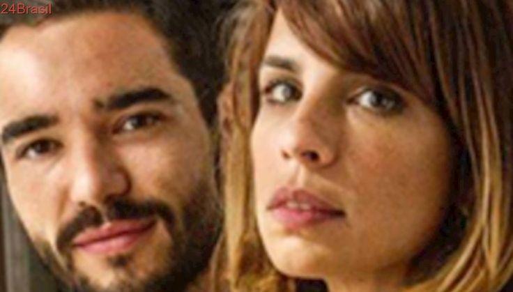 Maria Ribeiro e Caio Blat superam crise na relação e retomam casamento