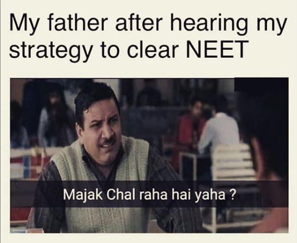 Neet 2020 Neet Memes Medical Memes Exams Memes Biology Syllabus