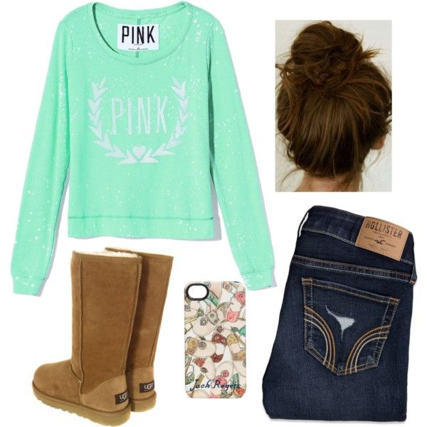 Winter outfit go to (I love everything but the case)