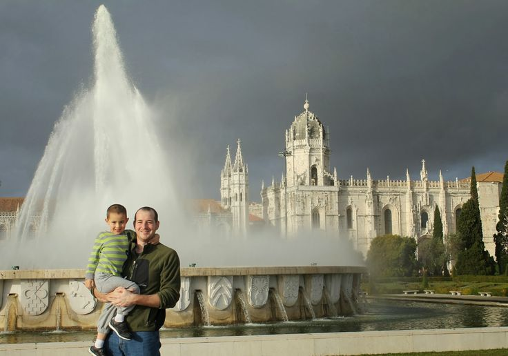 Arrows Sent Forth: Three Days in Lisbon with Kids