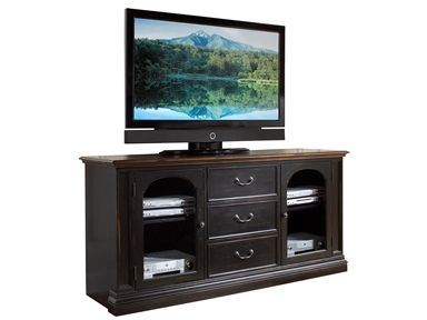 Shop For Riverside 66u0027u0027 TV Console, 57720, And Other Home Entertainment  Entertainment