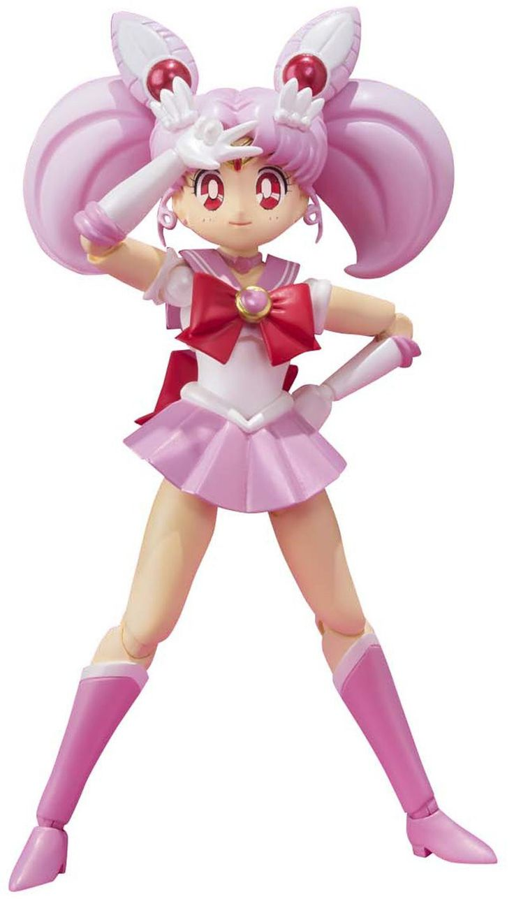 Sailor Moon : Sailor Chibi Moon SH Figuarts Action Figure