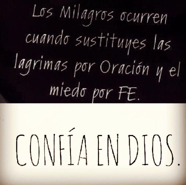 Dios es mi luz y salvación!