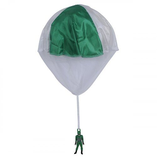 Parachuters are GO!  Light enough to glide through the air – but tough enough to withstand some serious kid treatment.  Parachuters have been designed for maximum flight time. They are tangle free too!  Little Boo-Teek - Tiger Tribe Online | Gifts for Boys | Kids Toys Online