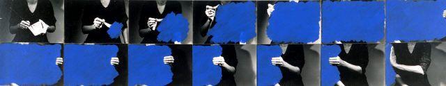 helena almeida - pintura habitada 1976