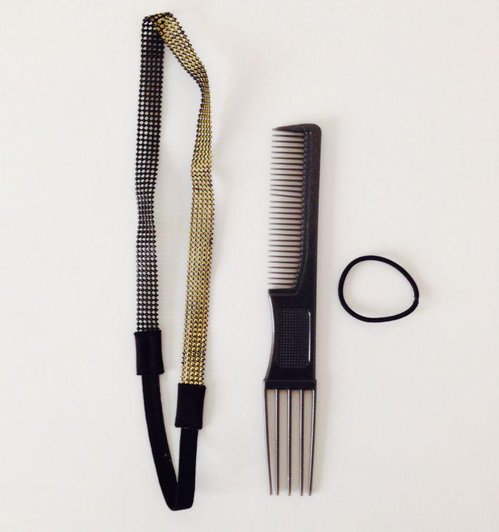 les 105 meilleures images propos de les accessoires cheveux sur pinterest tutoriel de. Black Bedroom Furniture Sets. Home Design Ideas