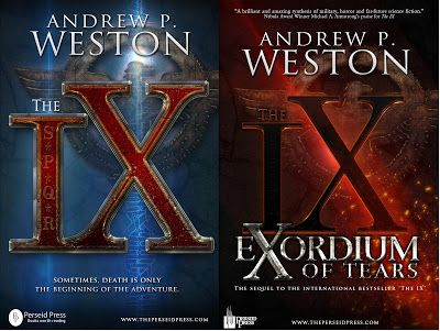 Andrew P. Weston: The IX Series - Brain-Food for Geeks  Following it...