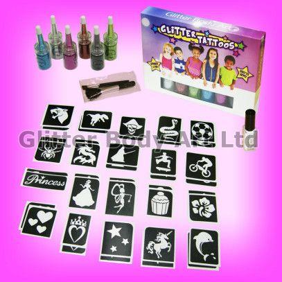 Maimona: http://www.temporarytattoostore.co.uk/product/new-mixed-boys-girls-kit/