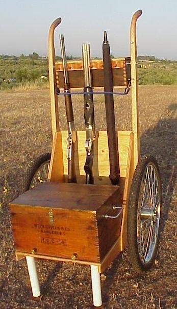 J R S Gun Cart Scott S Gun Stuff Pistol Holster