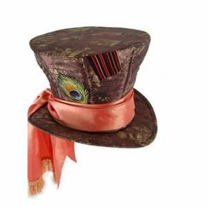 Chapeau chapelier fou - Achat / Vente accessoire déguisement - Cdiscount