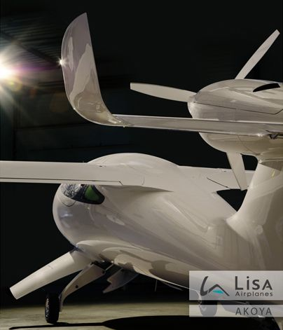 akoya - avion léger amphibie