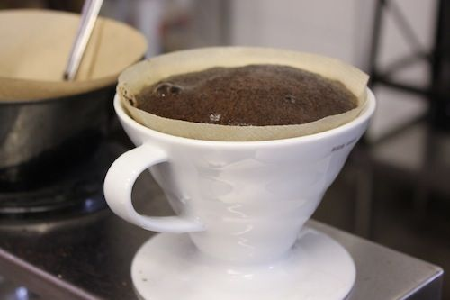 Small World Coffee in Princeton | New Jersey coffee | pour over coffee | roasting coffee beans