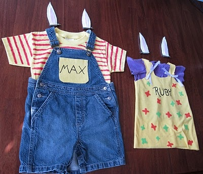 Max And Ruby Costumes Kids Halloween Costumes