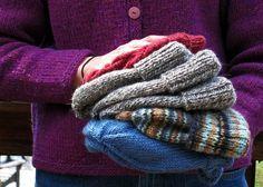 15 schemi gratuiti di cappelli invernali fatti a maglia