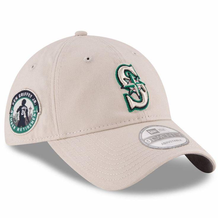 MLB Seattle Mariners Ken Griffey Jr. New Era All-Time 9TWENTY Adjustable Hat #SeattleMariners