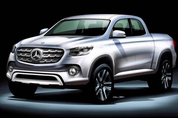 Mercedes-Benz komt met pick-up   Autonieuws - AutoWeek.nl