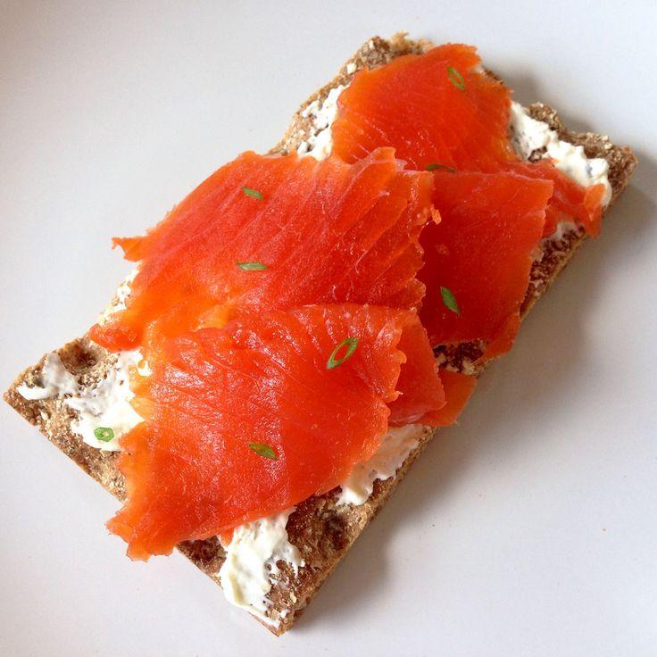 Citrus Cured Salmon