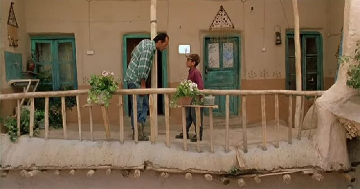 The Wind Will Carry Us (1999) directed by Abbas Kiarostami
