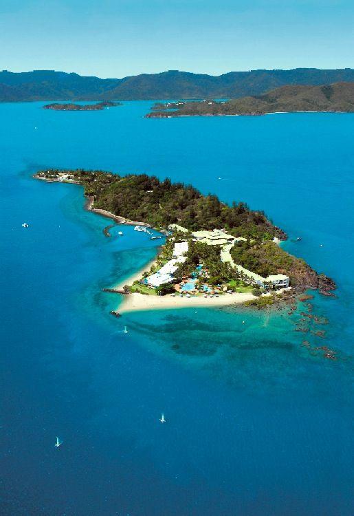 Daydreamer Island, Whitsundays Islands, Australia