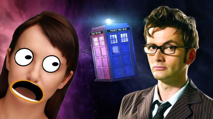 I'M DOCTOR WHO!! | Cleverbot Evie