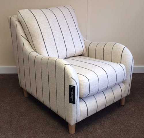 Collins and hayes upholstery Whealdon chair. More information at www.haynesfurnishers.co.uk/upholstery-range/collins-and-hayes