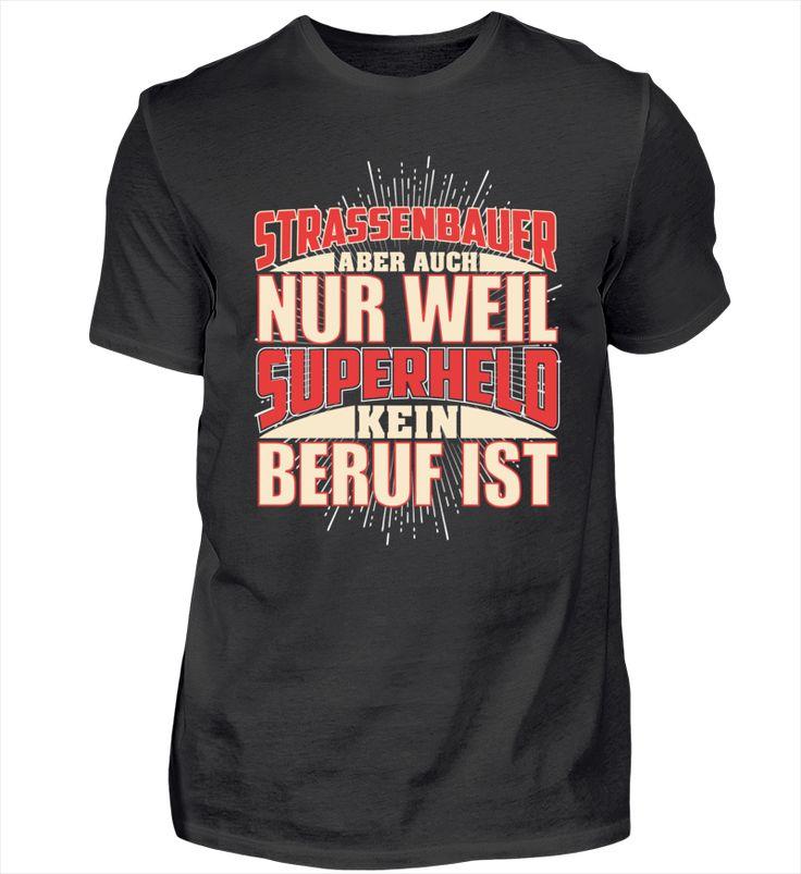 Strassenbauer Superheld