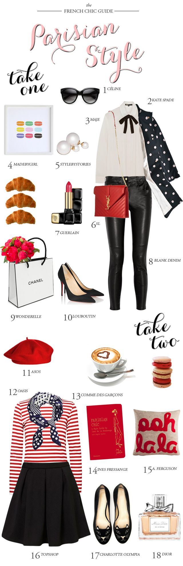 fashion: Parisian style