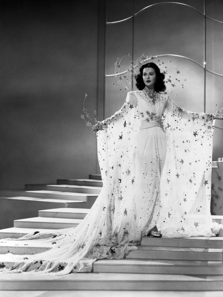 Star costume from the move Ziegfeld Girl