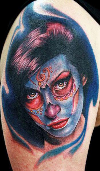 Tattoo by Cecil Porter   Tattoo No. 4803