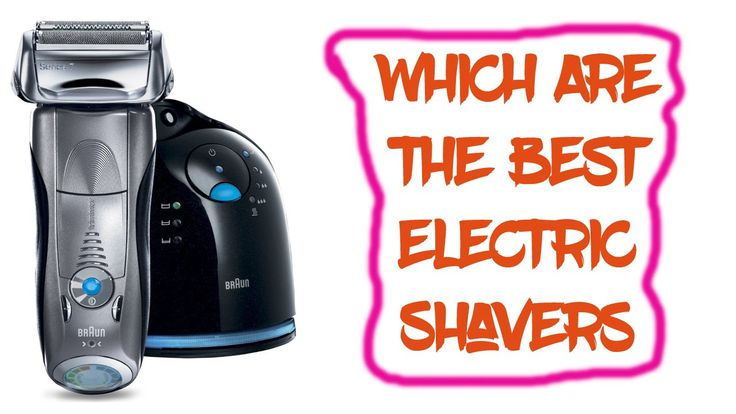 Best Electric Shavers 2016 Electric Shaver Reviews   1. Braun Series 7 790cc-4 Electric Foil Shaver with Clean and Charge Station   2. Panasonic ES8243A Arc4 Electric Razor for Men 4-Blade Cordless Shaver Wet-Dry with Linear Motor and Flexible Pivoting Shaver Head   3. Philips Norelco Electric Shaver 2100 S1560/81    Note: This is mainly depending on you which one you like. And if it makes any simple changes with the items this channel is not responsible for this.