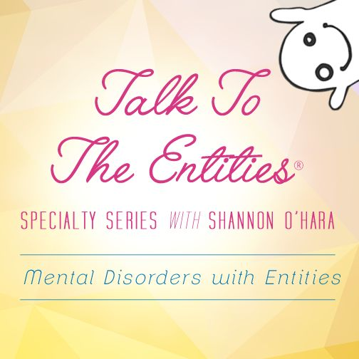 What if the voices in your head were not yours? How much more clarity would you have in choosing? #Mentalhealth #Entities #TTTE #ShannonOHara #YouAreNotAsCrazyAsYouThinhYouAre