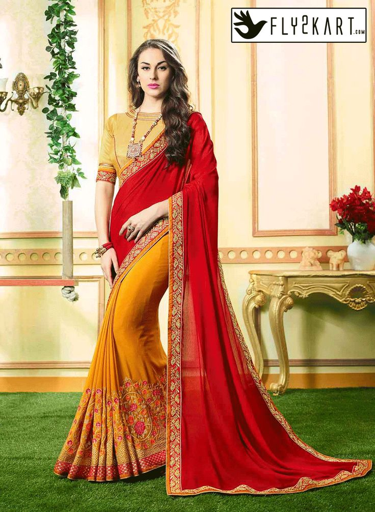 Maroon and Golden work saree http://www.fly2kart.com/maroon-and-golden-work-saree.html?utm_content=bufferfdbe6&utm_medium=social&utm_source=pinterest.com&utm_campaign=buffer BIG OFFER SALE UP TO 50% OFF!!! +91-8000800110 CALL OR WHATSAPP