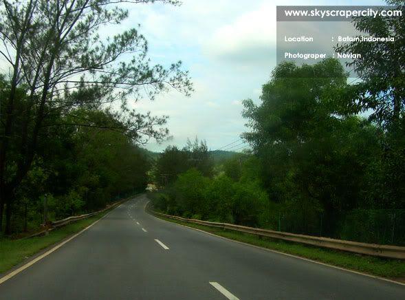 Greeny #Batam streetscape