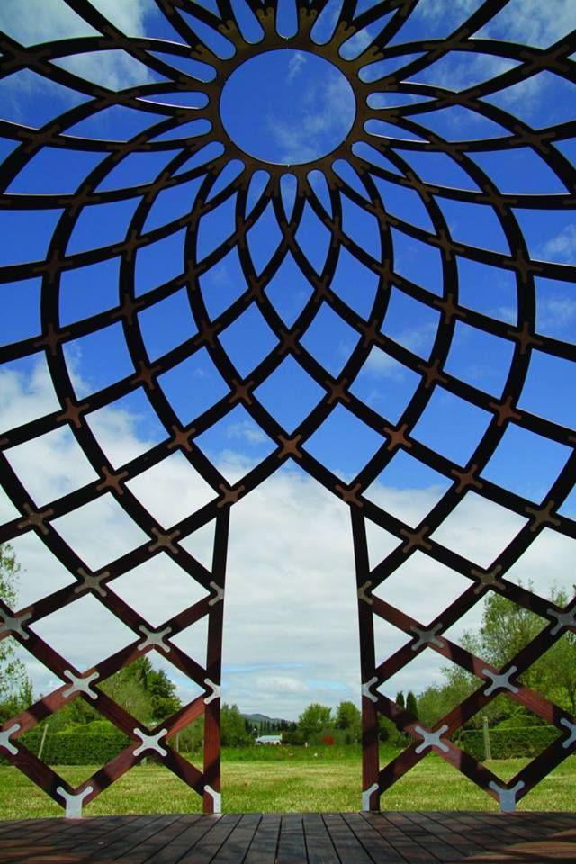 Dream Space Dome Design By David Trubridge   Architecture U0026 Interior Design  Ideas And Online Archives