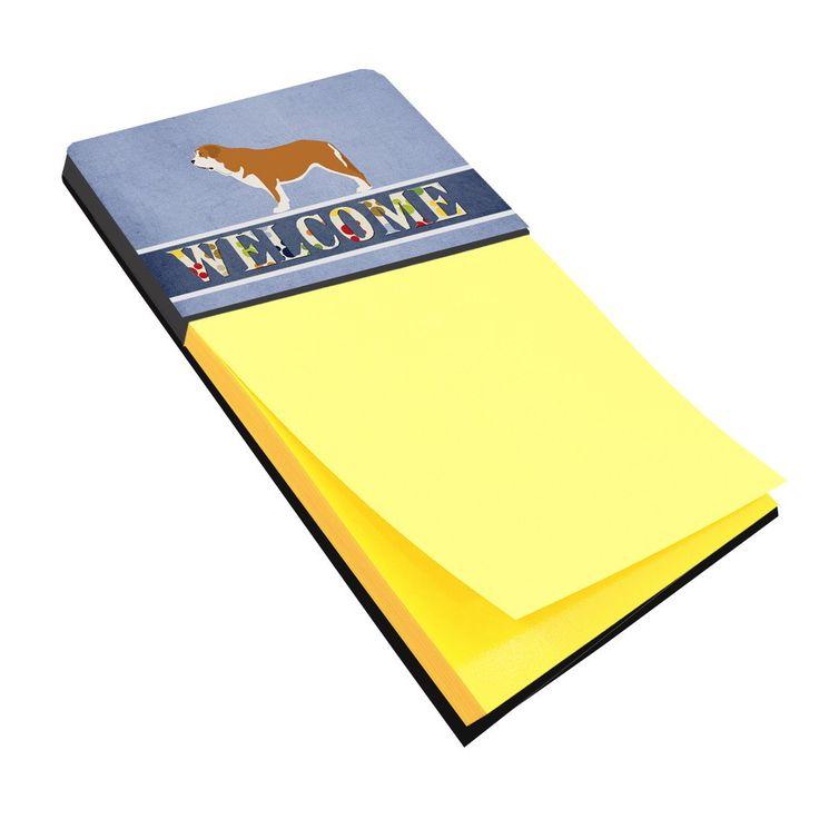 Mastin Epanol Spanish Mastiff Sticky Note Holder BB8349SN