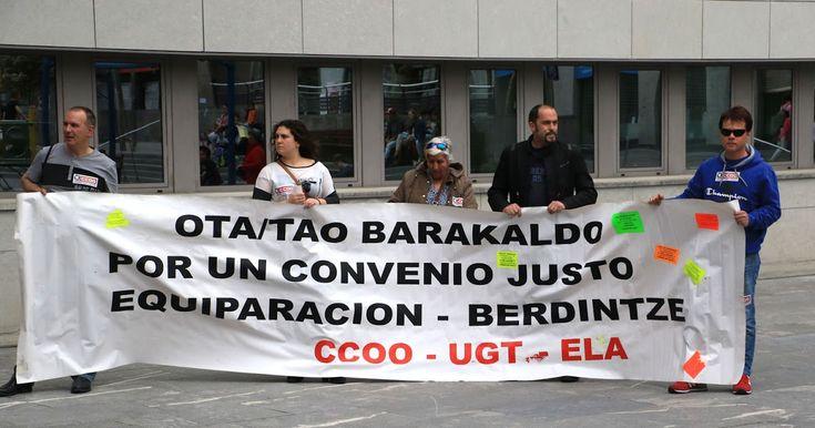 La contrata de la OTA toma represalias por las denuncias de trabajadores sobre incumplimientos