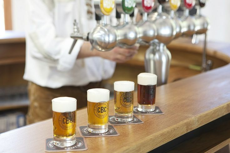 Craft beer tastings in the trendiest local breweries all over Cape Town