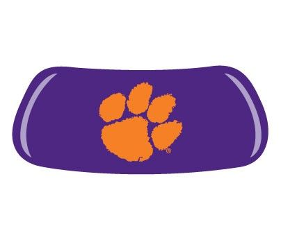 Clemson EyeBlack - perfect for tail gates and game day!  Only.99 https://www.eyeblack.com/collegiate.html/