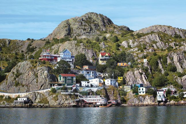 Newfoundland (photo credit Condé Nast Traveler)
