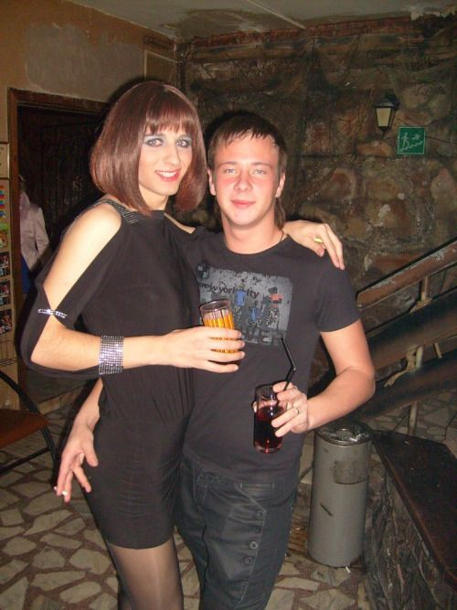194 Best Couples Images On Pinterest  Crossdressed -7657