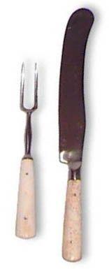 Knife and Fork Set   KF-160