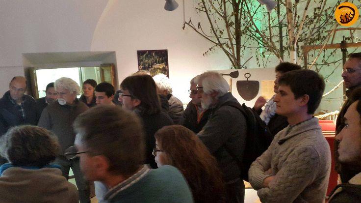 visita guidata alla mostra permanente sull'agricoltura presso il Museo Poschiavino di Poschiavo
