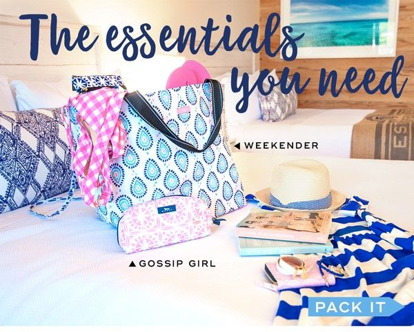 Essentials by Scout bags