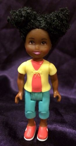 Fisher Price Loving Family Black African American AA Kid ...