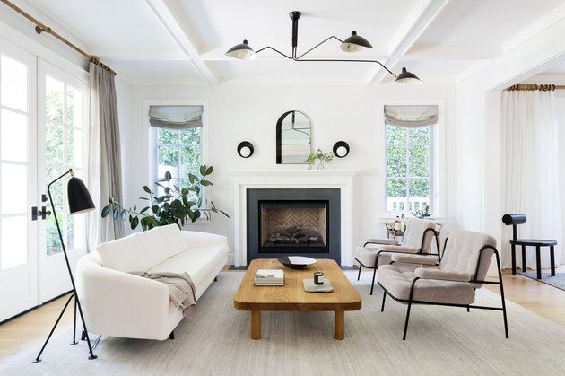 6 Living Room Layout Ideas That Always Work No Matter Your Square Footage Hunker Livingroom Layout Home Home Decor